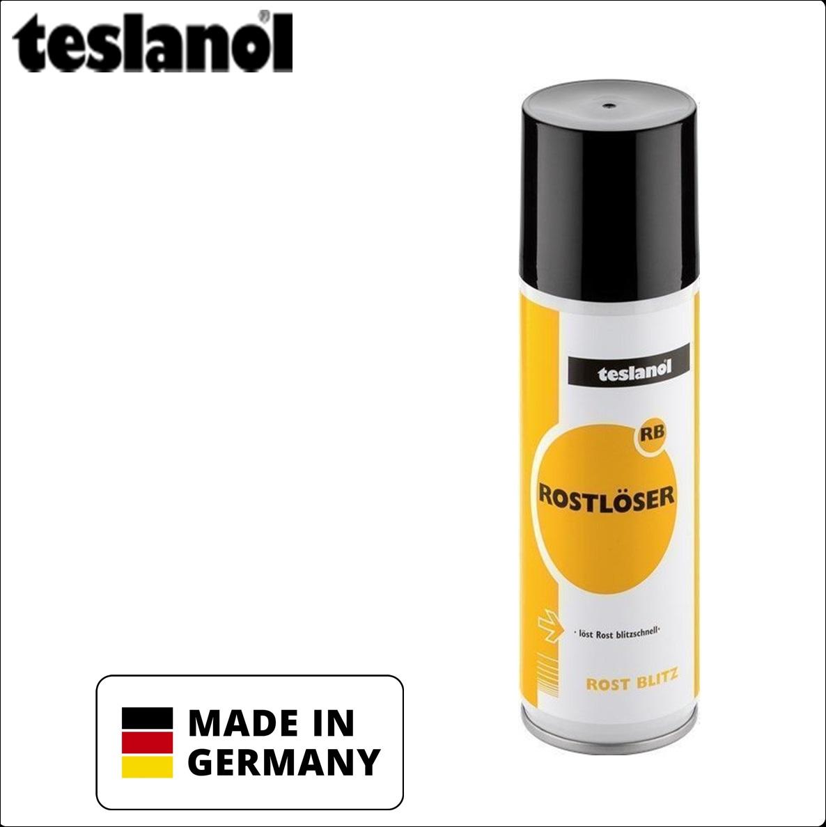 Спрей против ръжда 200ml teslanol 26015