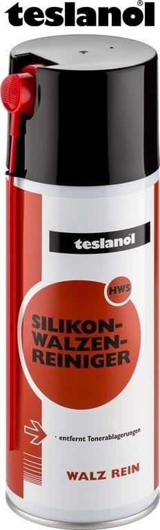 Спрей за гумени ролки принтери 400ml. teslanol