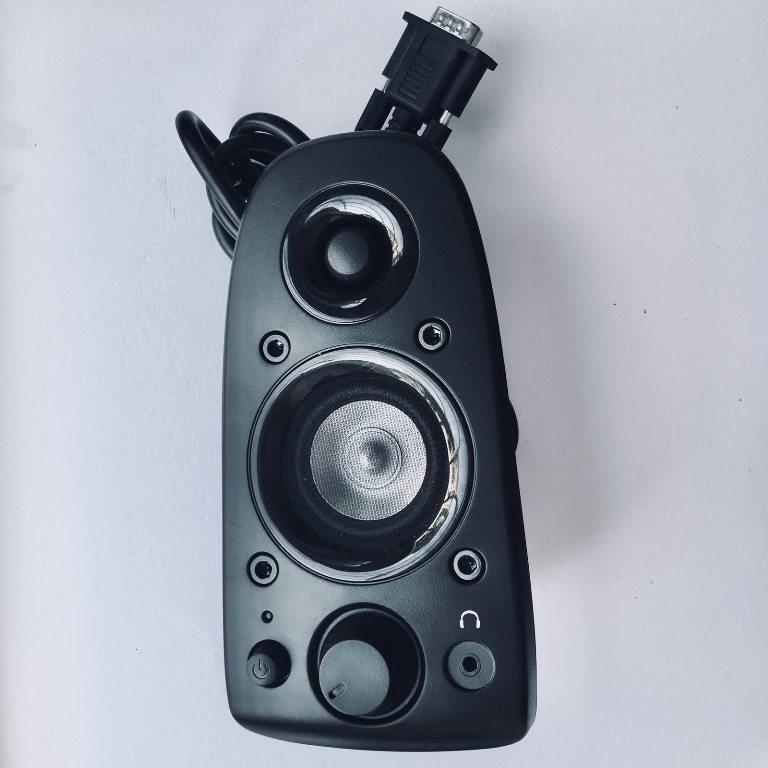 Тонколонка Logitech Z506 Right управляваща