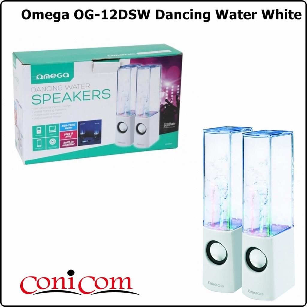 Тонколонки Omega OG-12DSW Dancing Wate