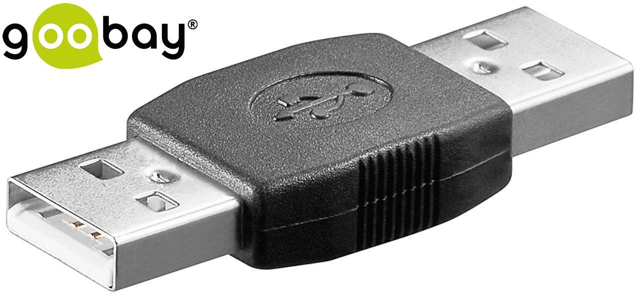 USB A/M to USB A/M GOOBAY