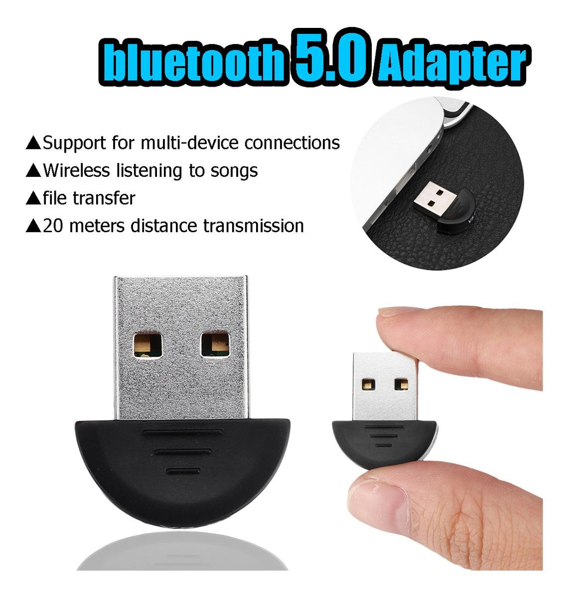USB Bluetooth V5.0 Dongle MKTECH