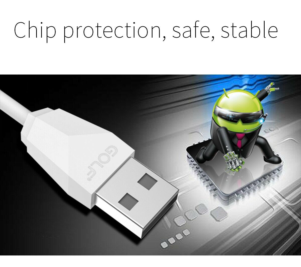 USB to Micro USB (1.0m)2A GOLF Diamond