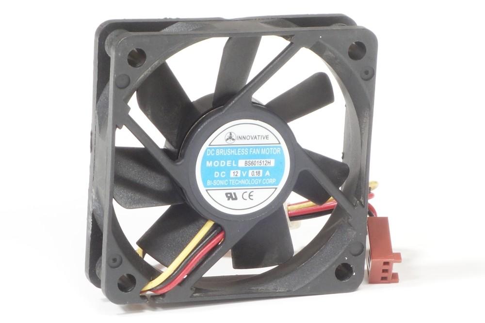 Вентилатор  60х60х15mm Cooler Master BS601512H