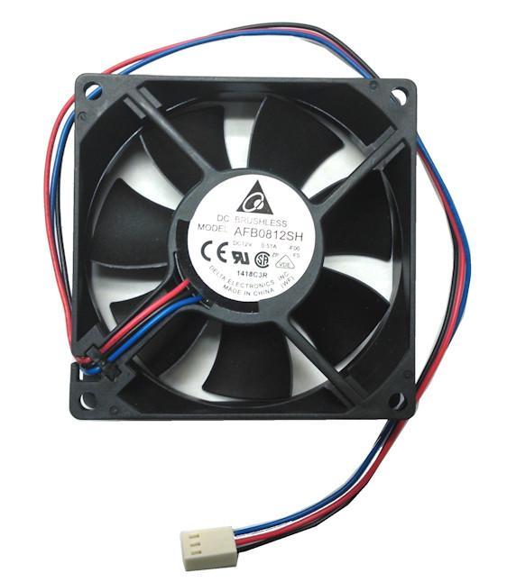 Вентилатор 80x80x25mm Delta AFB0812SH