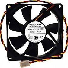 Вентилатор 80x80x25mm Foxconn PV802512M