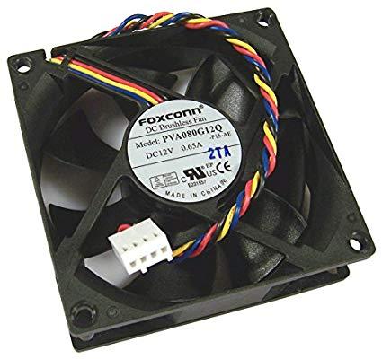 Вентилатор 80x80x25mm Foxconn PV802512MSPF9B