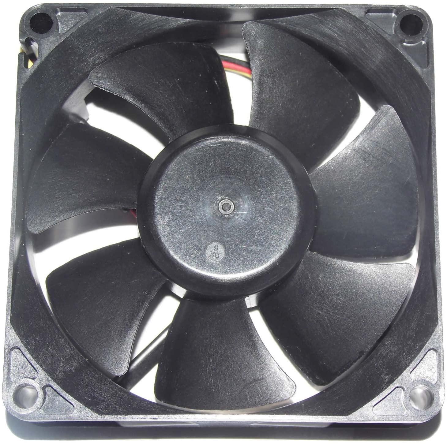 Вентилатор 80x80x25mm NIDEC D08K-24TU 24V