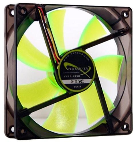 Вентилатор 92x92x25mm Nanoxia FX92-1400