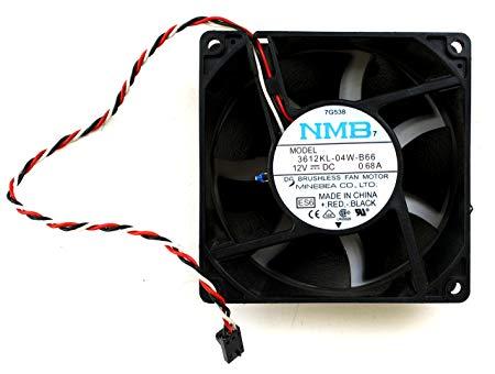 Вентилатор 92x92x35mm NMB 3612KL-04W-B66