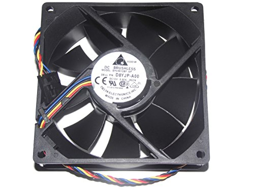 Вентилатор 92x92x50mm Delta EFC0912BF