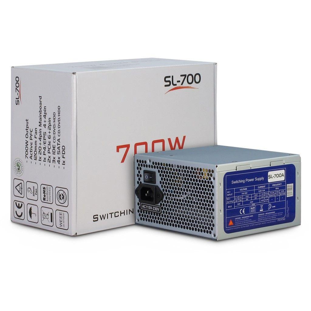 Захранващ блок 700W (Inter-Tech  SL-700)