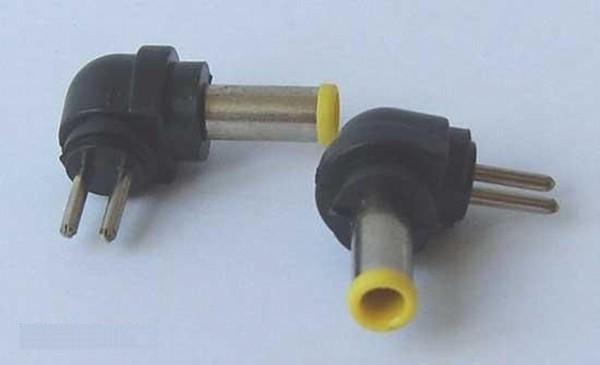 Захранваща букса мъжка 5.0x3.4mm with pin