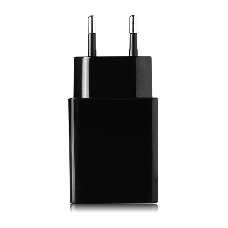 Зарядно за мрежа Nilkin 1USB/2А MicroUSB черно